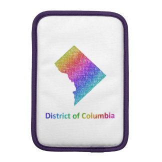 District de Columbia Housse Pour iPad Mini