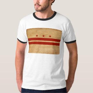 District de Columbia le drapeau T-shirt