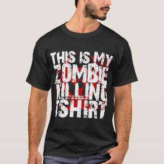Blader door onze Zombie Tshirt Collectie en personaliseer per kleur, design of stijl.