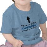 Dit is wat Geweldige Blikken als! T-shirt
