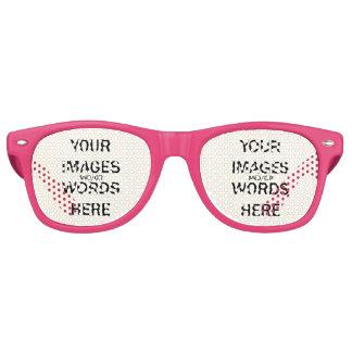 DIY - Volwassen Unisex-Eyewear/Marie Antoinette Retro Zonnebril