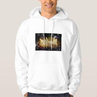 DJ hardwell Sweatshirt Met Hoodie