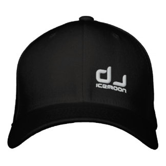 DJICEMOON LWH CASQUETTES BRODÉES