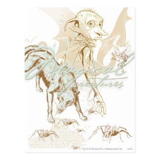 Dobby Briefkaart