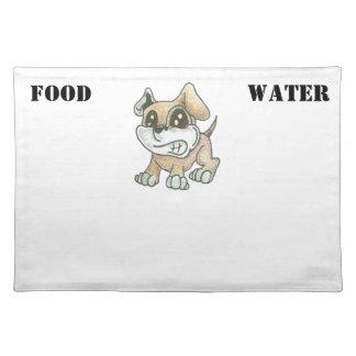 Doggie Placemats - voor de Hond van de Mascotte va