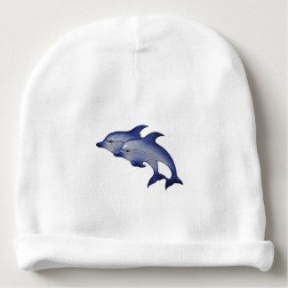 Dolfijn Beanie Baby Mutsje