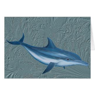 Dolfijn van de Golf Kaart