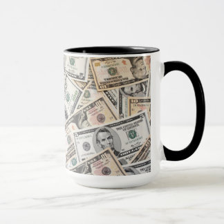 Dollars de tasse