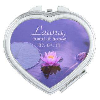 Domestique de Lotus d'honneur pourpre