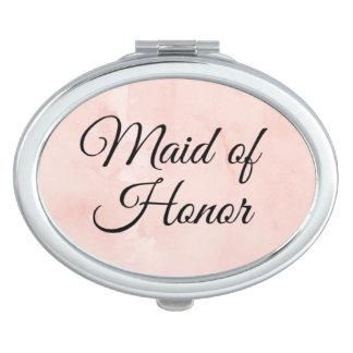"""""""Domestique miroir de contrat d'honneur"""""""