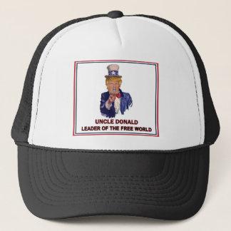 Donald Trump/chef d'Oncle Sam du monde libre ! Casquette