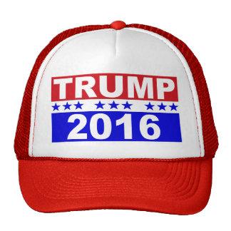 Donald Trump pour le président 2016 Casquette De Camionneur