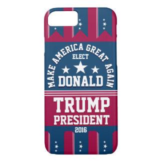 Donald Trump pour le président 2016 Coque iPhone 8/7