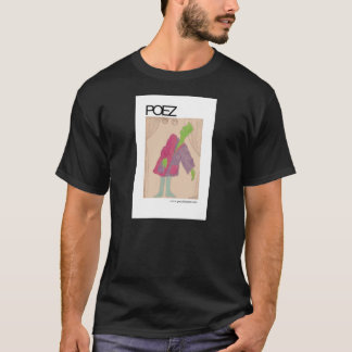 Donkere t-shirt Poez