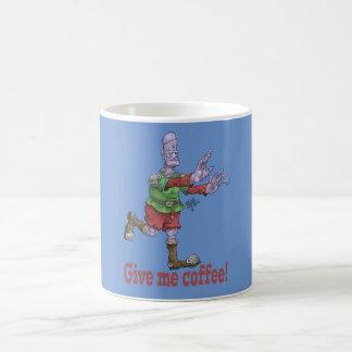 Donnez-moi le café ! Tasse