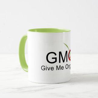 Donnez-moi organique ! Tasse