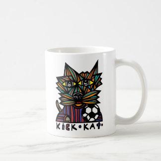 """""""Donnez un coup de pied le KAT"""" tasse de classique"""