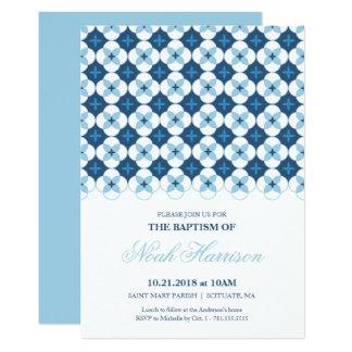 Doopsel, die Uitnodiging dopen - de Jongen nodigt