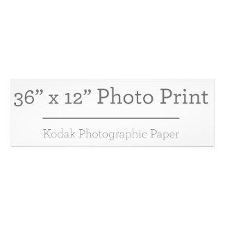 Douane 36 de Druk van de Foto van X12 Foto Afdruk