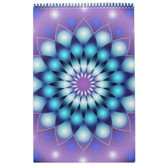 Douane Gedrukte Kalender 2014 Mandala