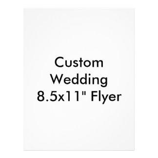 """Douane Vlieger van het Huwelijk 8.5x11 de"""" Folders"""