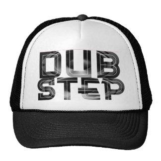 Double chapeau de haut-parleur de DubStep Casquettes