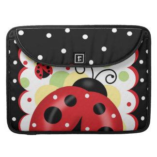 """Douille 15"""" de MacBook Pro de coccinelle Housse Pour Macbook"""