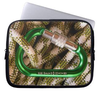 Douille d'ordinateur portable de corde de Carabine Housses Ordinateur Portable