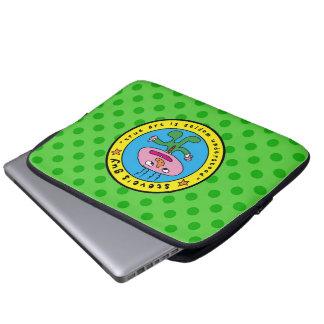 douille d'ordinateur portable du type de steve housse ordinateur