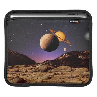 douille horizontale de protection d'iPad dans la