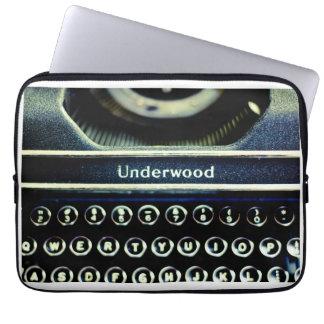 Douille iconique d'ordinateur portable de sous-boi trousses ordinateur