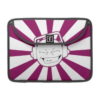 Douille (Rouge-Violette) de MacBook de Housse Pour Macbook