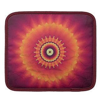 Douille tribale d'iPad de kaléidoscope Poche iPad