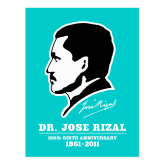 Dr. Herinneringen van het Jubileum van de Geboorte Briefkaart