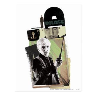 Draco Malfoy 2 Carte Postale