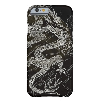 Dragon chinois foncé coque barely there iPhone 6