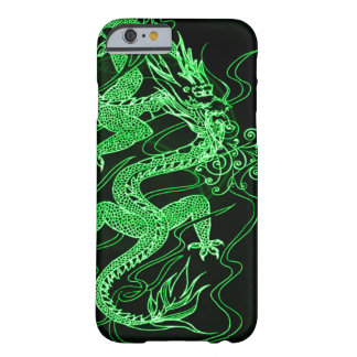 Dragon chinois vert coque iPhone 6 barely there