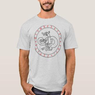 Dragon des norses t-shirt