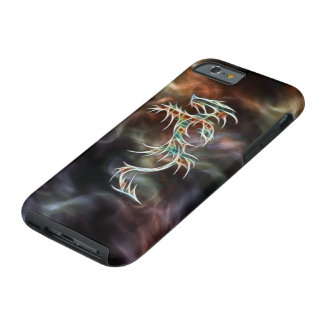 Dragon d'imaginaire coque iPhone 6 tough