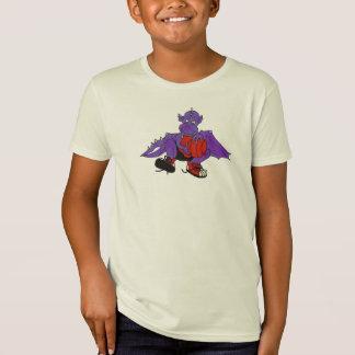 Dragon jouant au basket-ball T-Shirt