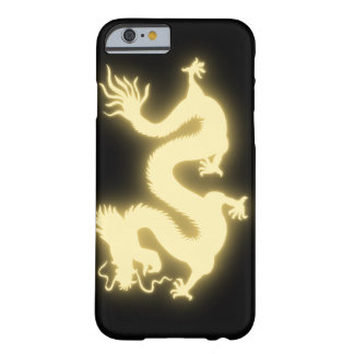 Dragon lumineux coque iPhone 6 barely there