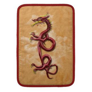 Dragon oriental poches pour macbook air
