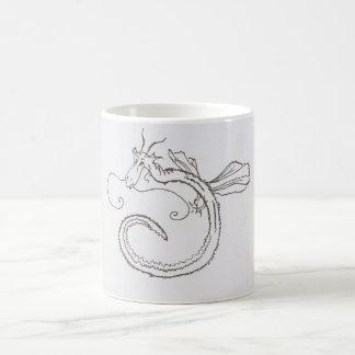 dragon triste mug magique
