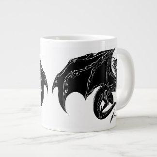Dragons tribaux mug