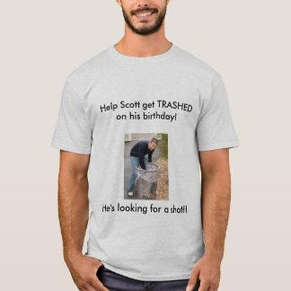 Drame v2.2 de Scotty T-shirt