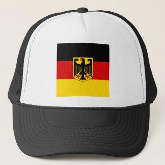 Drapeau allemand casquette
