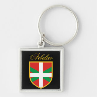 Drapeau Basque Porte-clés