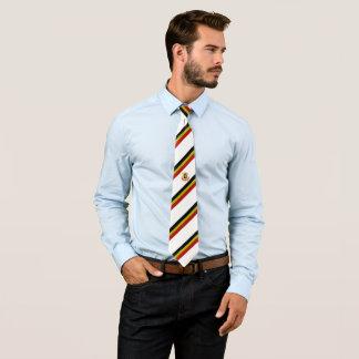 Drapeau belge cravate
