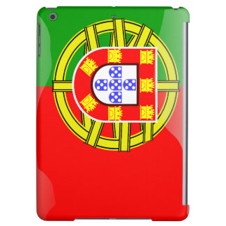 Drapeau brillant du Portugal