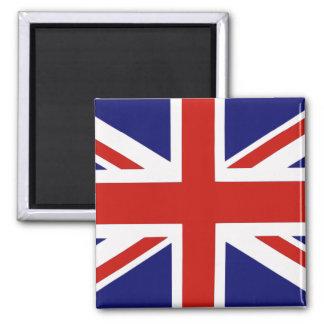 Drapeau britannique magnets pour réfrigérateur